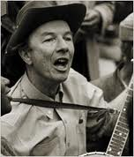 Younger Pete Seeger