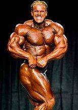 Jay Cutler In Full Pump
