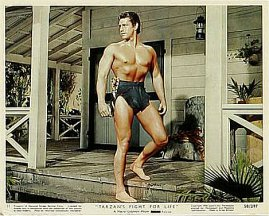 Gordon Scott As Tarzan