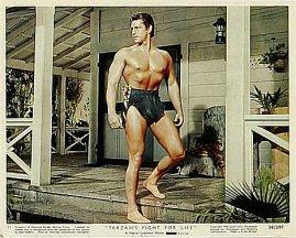 Gordon Scott As Tarzan