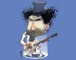 Caricature Of Bob
