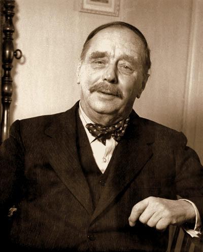 h. g. wells biography. H.G. Wells