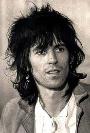 Keith Richards- Face Of The Stones