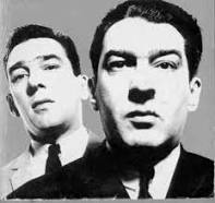 David Baileys Portrait Of Ronnie And Reggie Kray