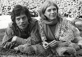 Mick And Marianne- Happy Days
