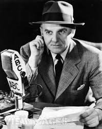 Walter Winchell And All The Ships At Sea