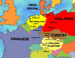 Europe After Proposed Scrubbing Of Germany Per Kaufman