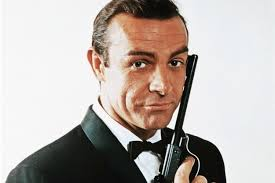 Sean Connery As James Bond, .007 In Dr. No