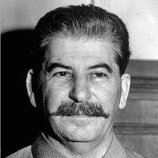 Uncle Joe Stalin- Take Away The Mustache And Doesn't He Look Like The Kid Next Door?